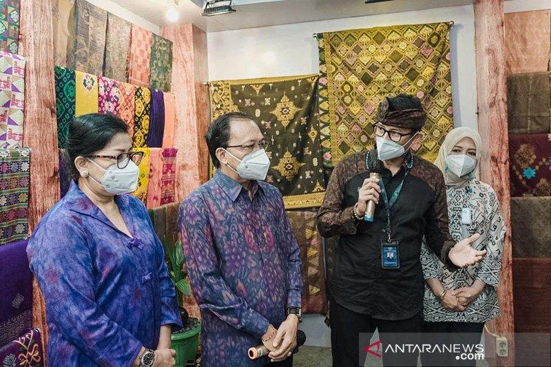 Menparekraf puji pelaksanaan pameran IKM Bali Bangkit