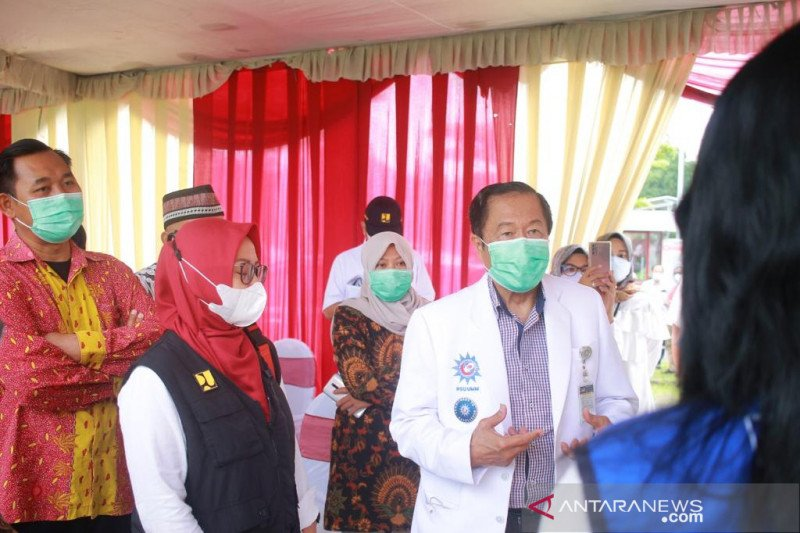 UMM gandeng Kementerian PUPR-BNPP bangun RS Lapangan COVID-19