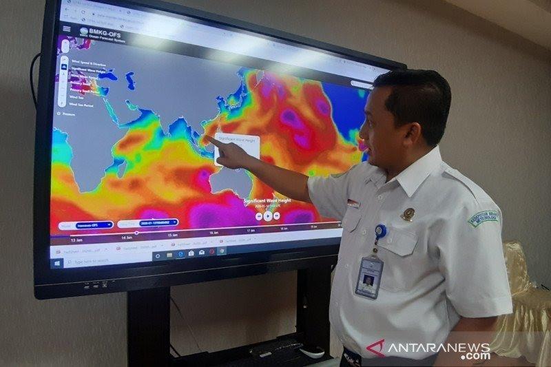 Selasa pagi ini, cuaca Jakarta cerah dan berawan, kata BMKG