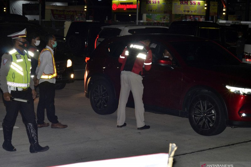 "Cegah kecelakaan, Hutama Karya gelar operasi ""microsleep"" Tol Terpeka"