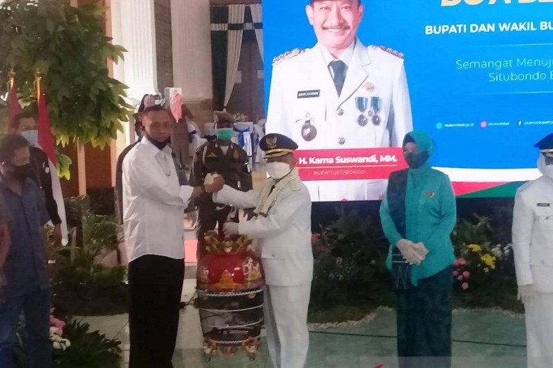 Kapolres dukung Bupati Situbondo lapor hadiah burung Rp100 juta ke KPK
