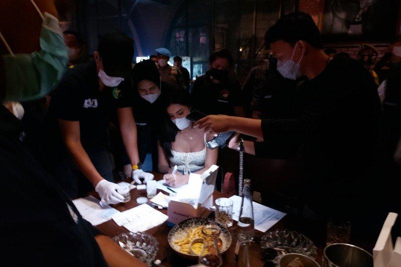Positif narkoba, Millen Cyrus diamankan Polda Metro Jaya