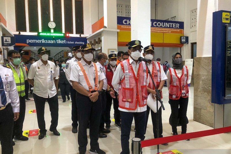 Layananan KRL Yogyakarta-Solo akan diteruskan ke Kutoarjo dan Madiun