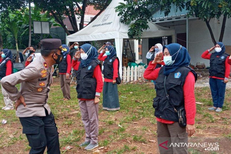 Semangat kampung tangguh di Jakarta melawan COVID-19