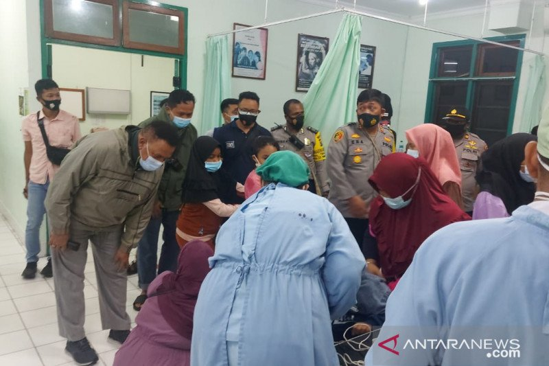 Lima anak keracunan makanan pesta ulang tahun masih dirawat di RSMM Timika