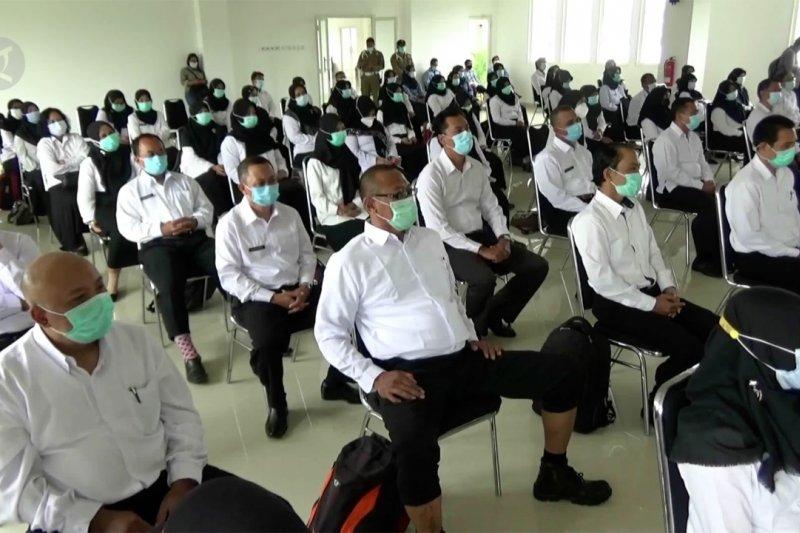 83 Tenaga honorer Pemkot Malang terima SK