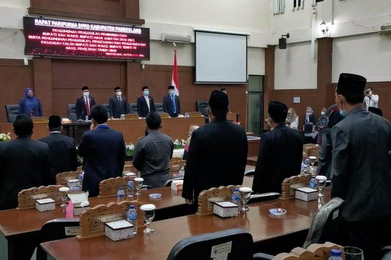 DPRD usulkan pemberhentian dan pengangkatan Bupati Pandeglang