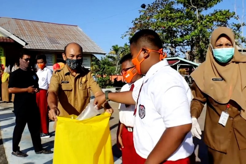 Pemkab Kubu Raya gelar tes GeNose C19 di lingkungan sekolah