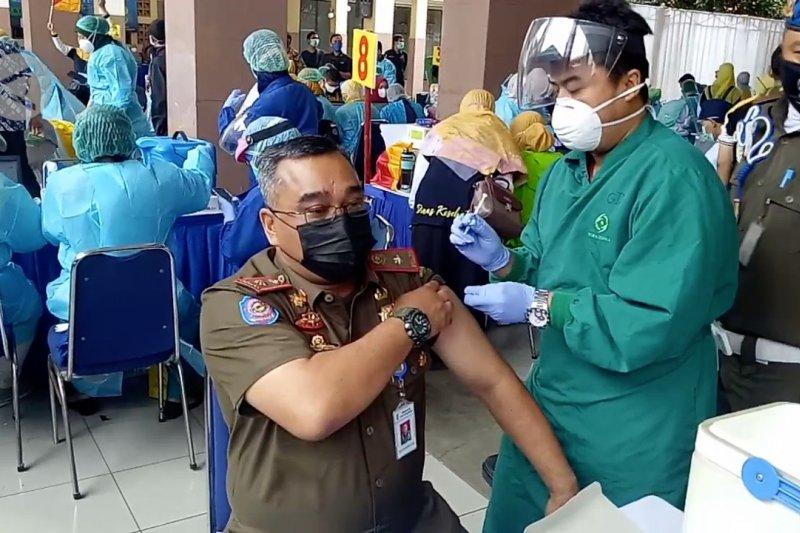 Kota Tangerang mulai vaksinasi COVID-19 gelombang dua