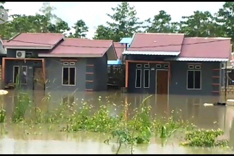 Banjir landa sebagian wilayah Keerom Papua