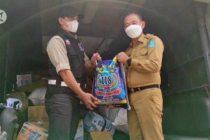 Bantuan kemanusiaan dari Kab. Bangka siap berangkat menuju Sulbar