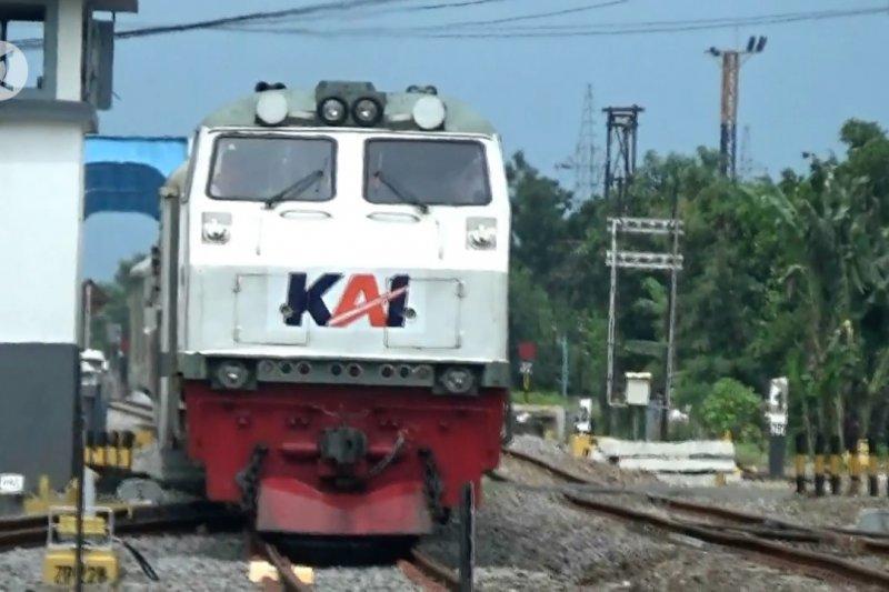 Jalur ganda siap beroperasi, terjadi efisiensi dan penambahan jadwal kereta