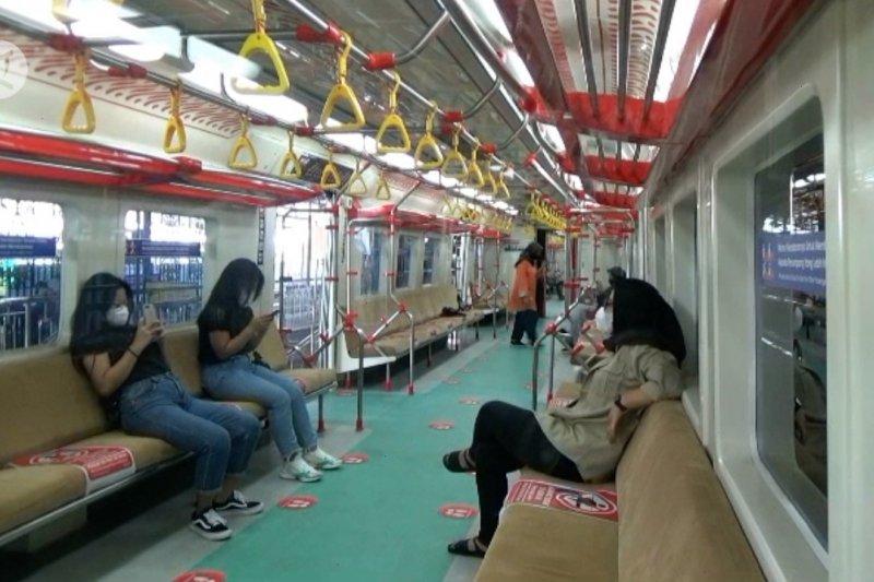 KRL Yogyakarta-Solo mulai uji coba untuk umum