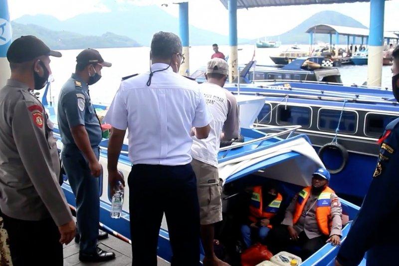 PT Jasa Raharja dan KSOP Ternate sepakati penerapan IWKL
