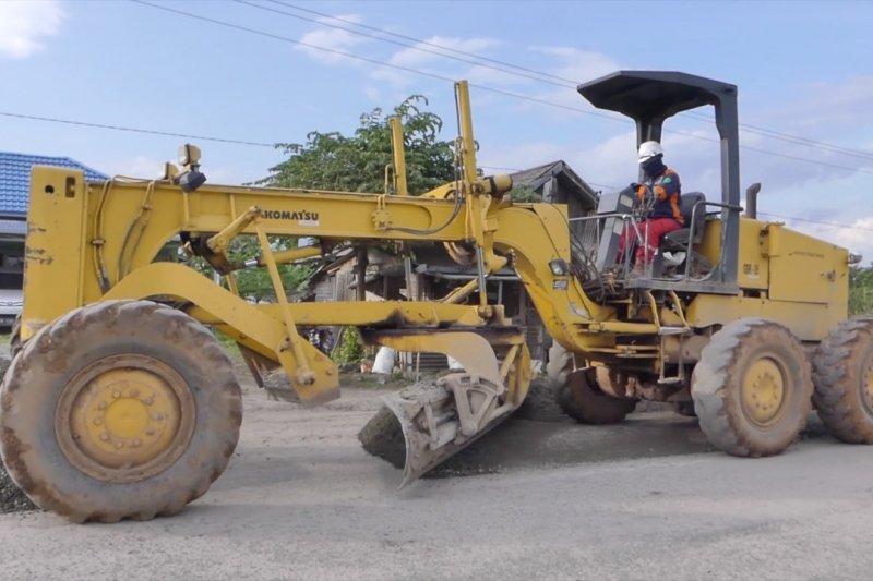 Jalan nasional Tanah Laut-Tanah Bumbu diperbaiki & diperlebar