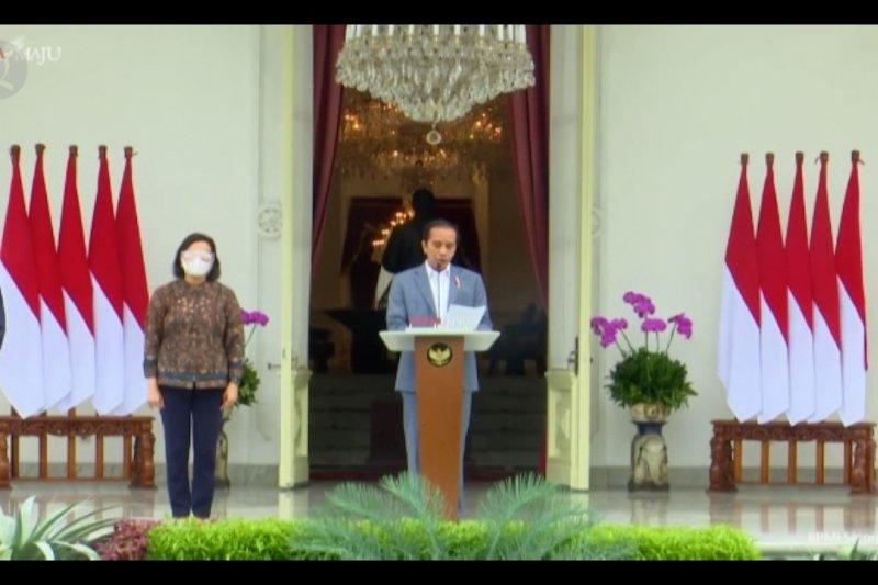 Jokowi optimis INA peroleh kepercayaan internasional