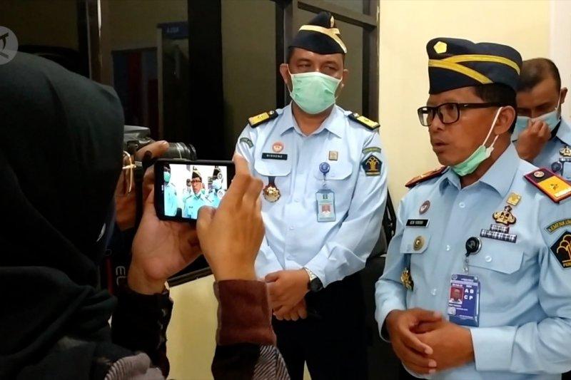 Kakanwil Kemenkumham Aceh minta penjagaan lapas diperketat