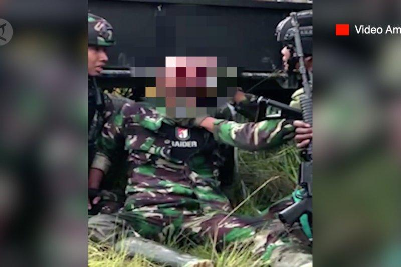 Polda Papua jelaskan situasi usai baku tembak di Kab. Puncak
