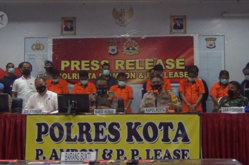 Polisi penjual senpi ilegal ke KKB di Papua terancam hukuman mati