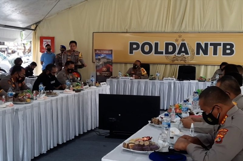 Antaranews dan Polda NTB hadirkan kanal layanan Polisi Menyapa