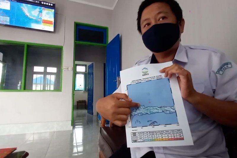 Gempa guncang dua Kabupaten di Sulteng, akibat subduksi dan sesar