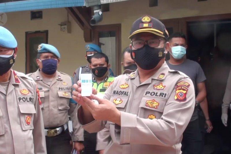 Imbas Kapolsek terlibat narkoba, Polrestabes Bandung lakukan tes urine