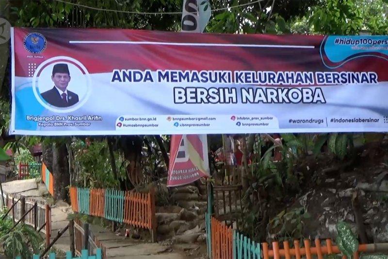Padang miliki Kampung Bersinar untuk cegah penyalahgunaan narkoba