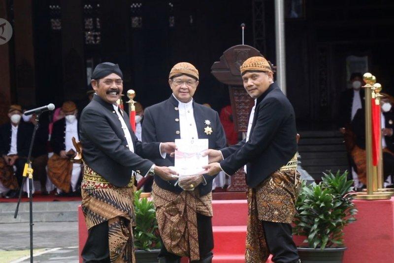 FX. Hadi Rudyatmo pamit di upacara HUT ke-276 Kota Solo