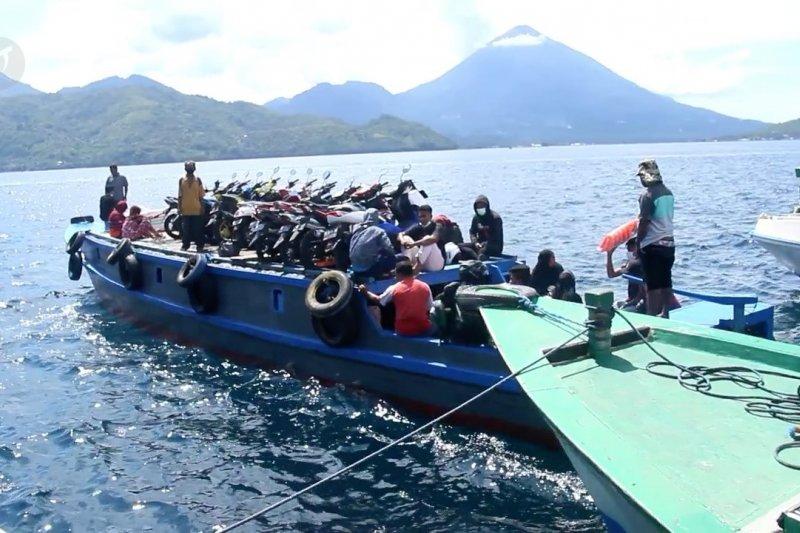 KSOP Ternate larang perahu motor angkut penumpang
