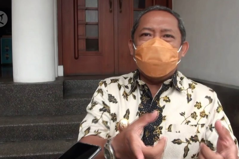 Pemkot Bandung usulkan vaksinasi pedagang pasar gunakan sistem jemput bola
