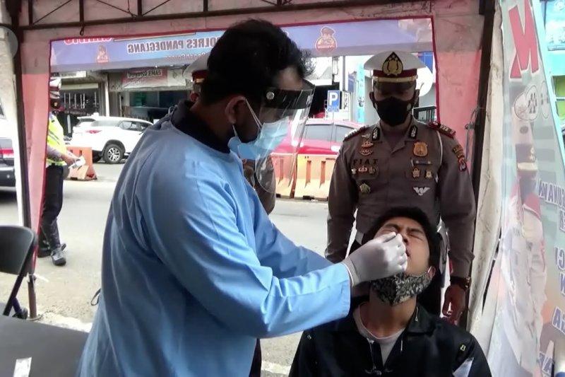Polres Pandeglang sediakan layanan tes usap antigen gratis