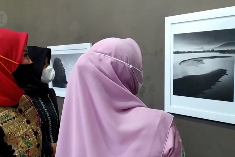 Wujud cinta pada Aceh, Ketua Bhayangkari gelar pameran foto