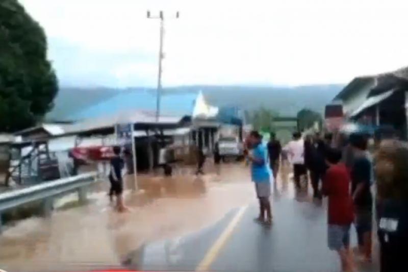 6 kabupaten di Sulteng diprediksikan akan dilanda cuaca ekstrem