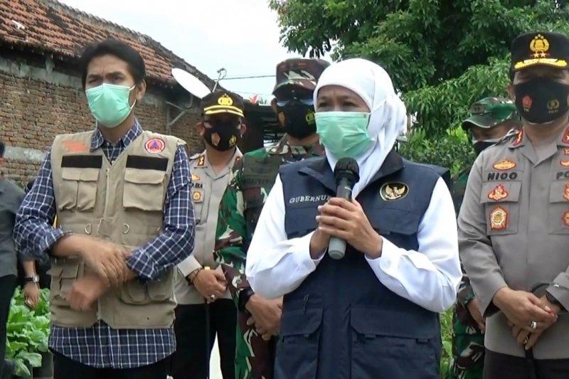Gubernur Jatim: Kampung Tangguh Semeru adalah embrio PPKM skala mikro