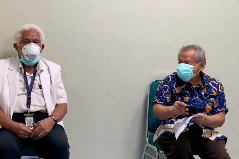 Jakarta mulai vaksinasi COVID-19 bagi lansia
