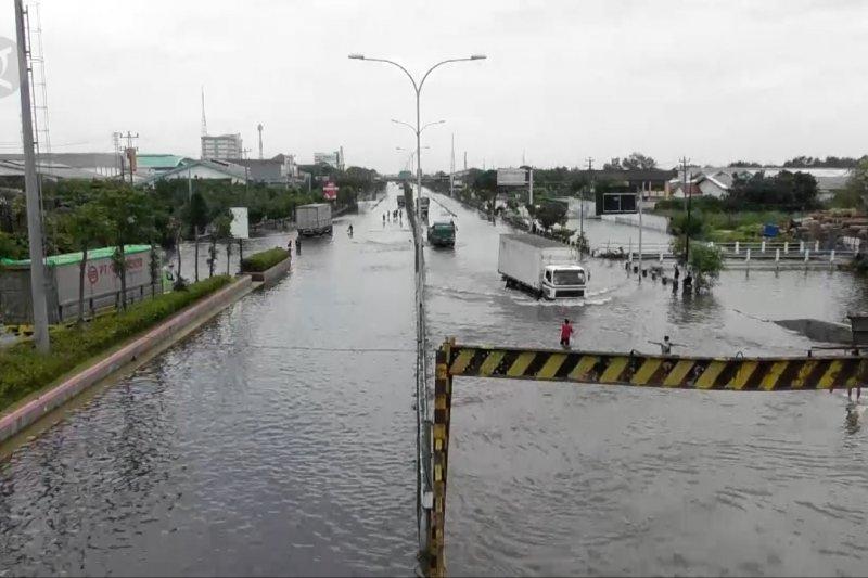 Pemprov Jateng anggarkan Rp1 miliar untuk perbaikan jalan rusak