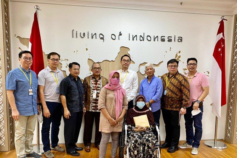 Masyarakat Indonesia bantu pekerja migran korban aniaya di Singapura