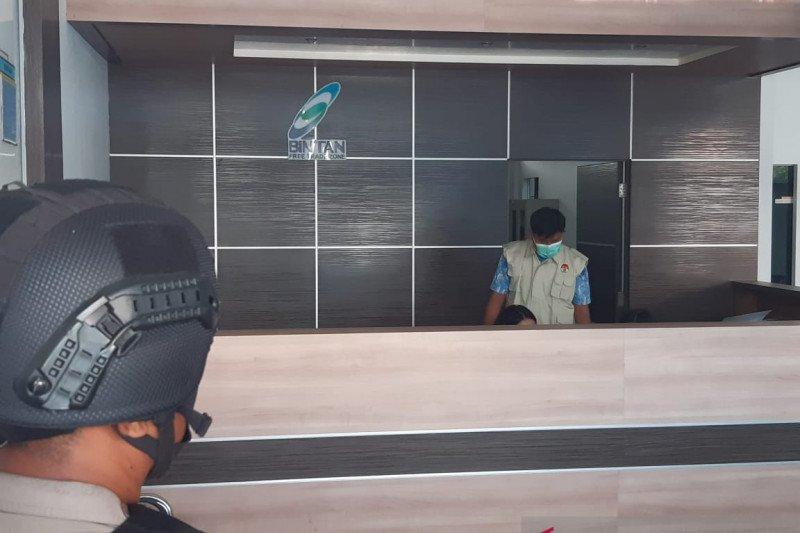 KPK geledah Kantor BP FTZ Bintan