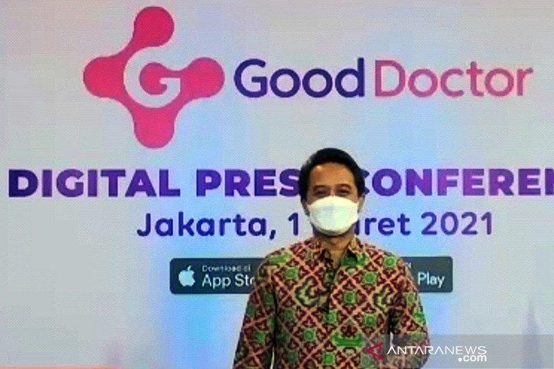 IDI harap layanan kesehatan digital perkuat kesehatan nasional