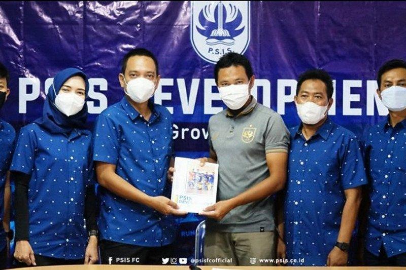 Bangun pondasi masa depan, PSIS Semarang luncurkan