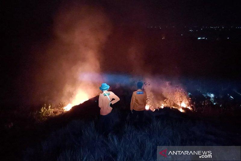 Empat titik panas kategori sedang terdeteksi BMKG di Aceh