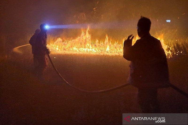 BPBD Belitung catat sembilan kebakaran kali selama Februari