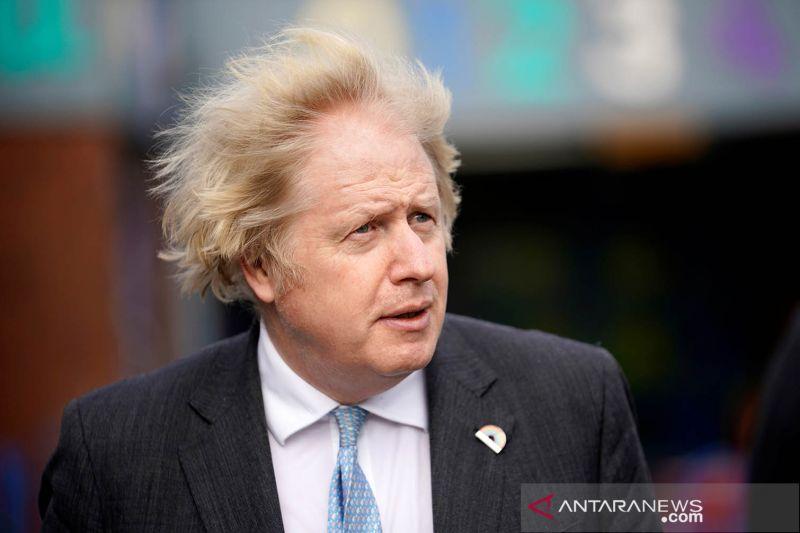 PM Inggris tawarkan dukungan untuk Olimpiade Tokyo