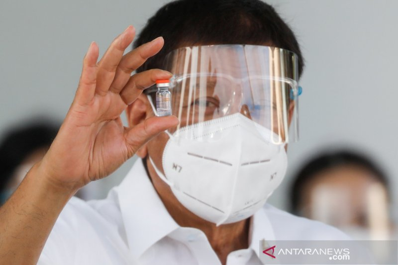 Filipina hentikan penggunaan vaksin AstraZeneca di bawah usia 60