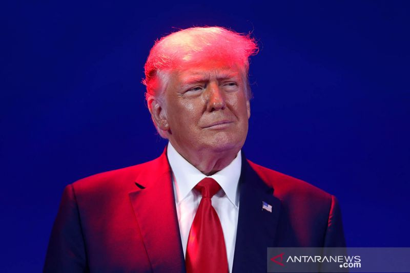 Trump akan bantu Republik menangi kursi Kongres 2022