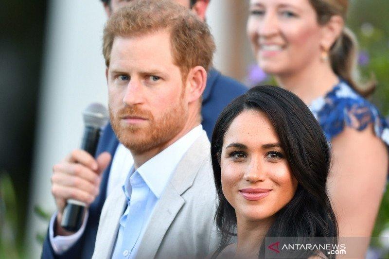 Kepala Gereja Inggris bantah pernikahan rahasia Meghan - Harry