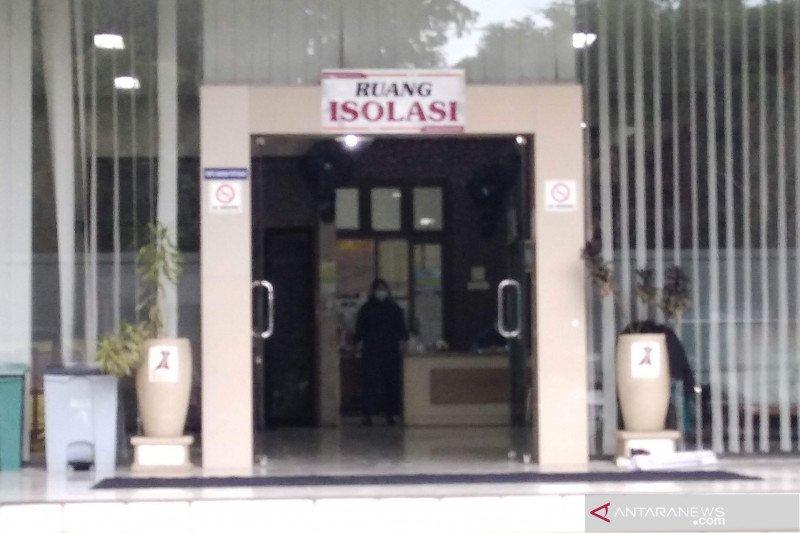 Pasien menurun, ruang isolasi di RSUD Kudus mulai dinonaktifkan