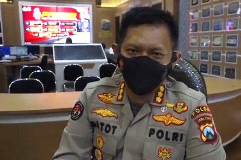 Polda Jatim ungkap 20 terduga teroris ditangkap selama sepekan