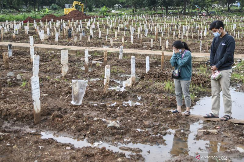 TPU Bambu Apus tambah petak makam untuk jenazah COVID-19