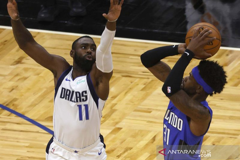 NBA: Orlando Magic vs Dallas Mavericks